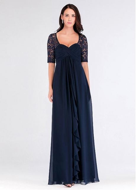 Beautiful Sweetheart Neckline A-line Mother Of The Bride Dresses