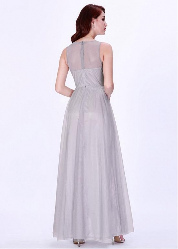 Fabulous Bateau Neckline A-line Evening Dresses