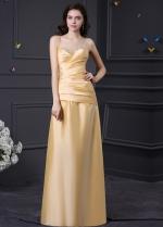 Elegant Taffeta Sweetheart Neckline A-Line Prom Dresses