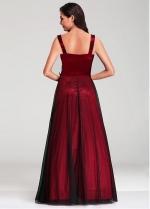 Stunning Square Neckline A-line Evening Dresses
