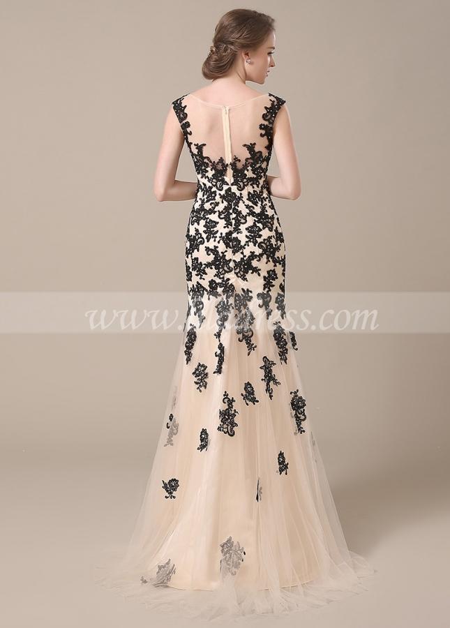Elegant Tulle Bateau Neckline Mermaid Mother of The Bride Dresses
