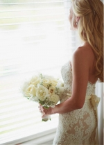 Junoesque Tulle Sweetheart Neckline Mermaid Wedding Dresses with Lace Appliques