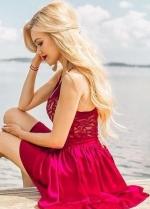 Lace V-neckline Short Fuchsia Party Dresses with Ribbon Sash